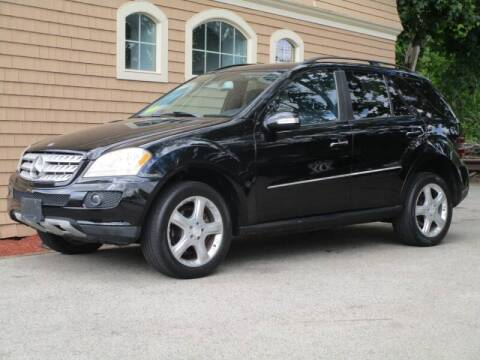 2008 Mercedes-Benz M-Class for sale at Car and Truck Exchange, Inc. in Rowley MA