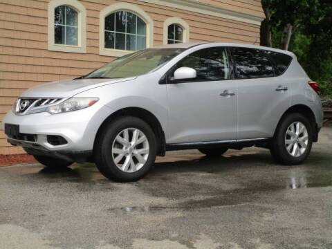 2011 Nissan Murano for sale at Car and Truck Exchange, Inc. in Rowley MA