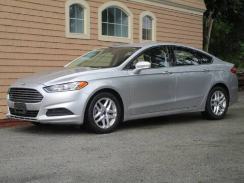2016 Ford Fusion for sale at Car and Truck Exchange, Inc. in Rowley MA