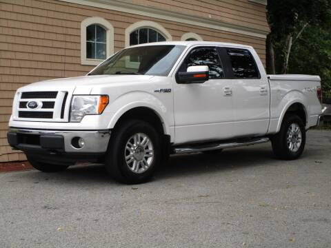 2010 Ford F-150 for sale at Car and Truck Exchange, Inc. in Rowley MA