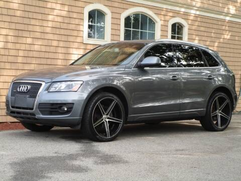 2012 Audi Q5 for sale at Car and Truck Exchange, Inc. in Rowley MA