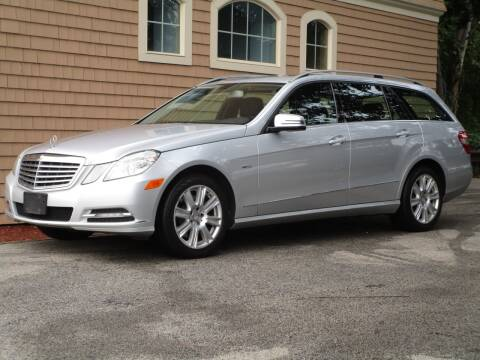 2012 Mercedes-Benz E-Class for sale at Car and Truck Exchange, Inc. in Rowley MA