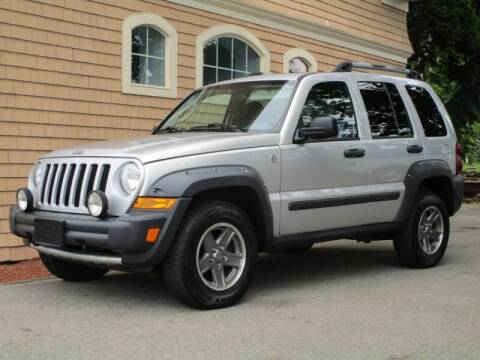 2005 Jeep Liberty for sale at Car and Truck Exchange, Inc. in Rowley MA