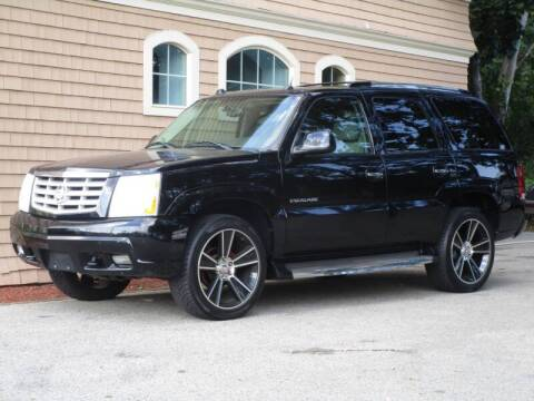 2005 Cadillac Escalade for sale at Car and Truck Exchange, Inc. in Rowley MA