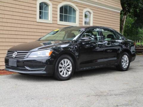 2012 Volkswagen Passat for sale at Car and Truck Exchange, Inc. in Rowley MA
