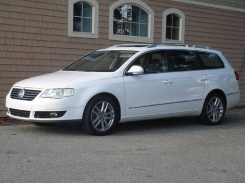 2008 Volkswagen Passat for sale at Car and Truck Exchange, Inc. in Rowley MA