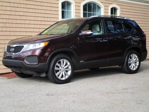 2011 Kia Sorento for sale at Car and Truck Exchange, Inc. in Rowley MA