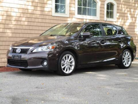 2011 Lexus CT 200h for sale at Car and Truck Exchange, Inc. in Rowley MA