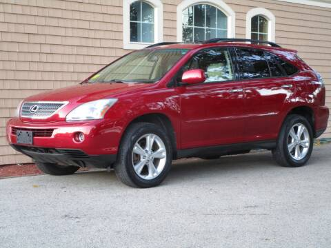 2008 Lexus RX 400h for sale at Car and Truck Exchange, Inc. in Rowley MA