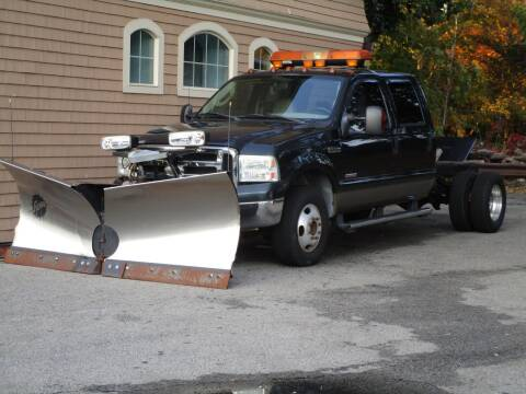 2007 Ford F-350 Super Duty for sale at Car and Truck Exchange, Inc. in Rowley MA