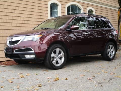 2010 Acura MDX for sale at Car and Truck Exchange, Inc. in Rowley MA