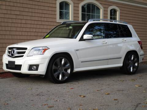 2010 Mercedes-Benz GLK for sale at Car and Truck Exchange, Inc. in Rowley MA