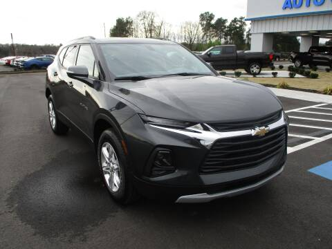 2020 Chevrolet Blazer for sale at Auto Gallery Chevrolet in Commerce GA
