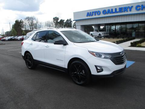 2020 Chevrolet Equinox for sale at Auto Gallery Chevrolet in Commerce GA