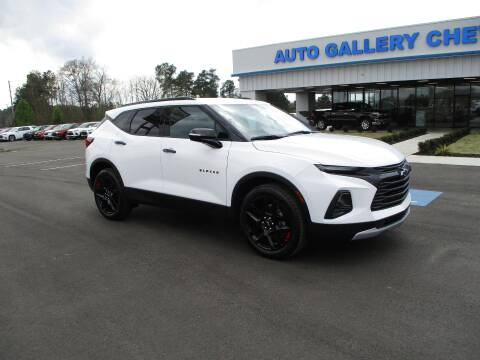2020 Chevrolet Blazer LT Cloth for sale at Auto Gallery Chevrolet in Commerce GA