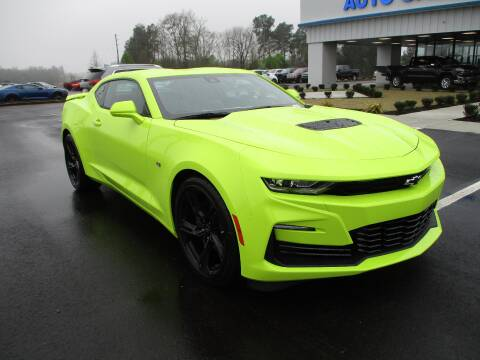 2020 Chevrolet Camaro SS for sale at Auto Gallery Chevrolet in Commerce GA