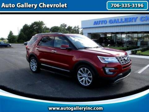2017 Ford Explorer for sale at Auto Gallery Chevrolet in Commerce GA