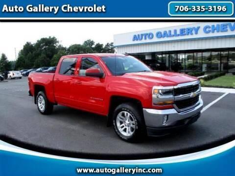 2016 Chevrolet Silverado 1500 for sale at Auto Gallery Chevrolet in Commerce GA