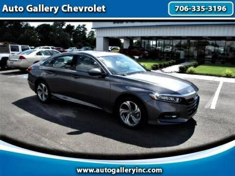 2019 Honda Accord for sale at Auto Gallery Chevrolet in Commerce GA