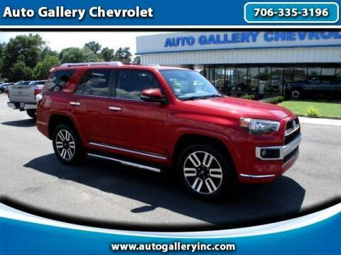 2014 Toyota 4Runner for sale at Auto Gallery Chevrolet in Commerce GA
