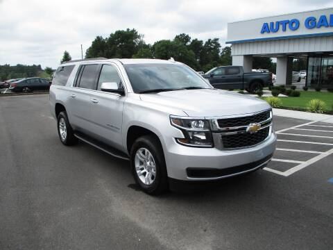 2019 Chevrolet Suburban for sale at Auto Gallery Chevrolet in Commerce GA