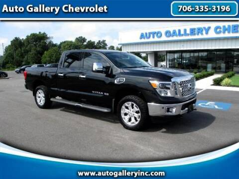 2016 Nissan Titan XD for sale at Auto Gallery Chevrolet in Commerce GA