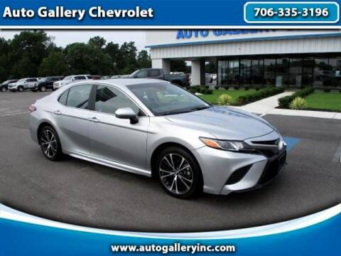 2018 Toyota Camry for sale at Auto Gallery Chevrolet in Commerce GA