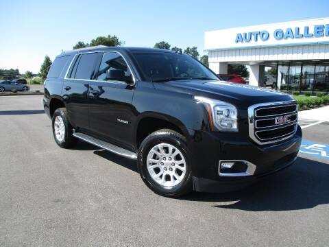 2017 GMC Yukon for sale at Auto Gallery Chevrolet in Commerce GA