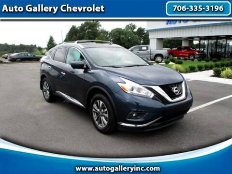 2017 Nissan Murano for sale at Auto Gallery Chevrolet in Commerce GA
