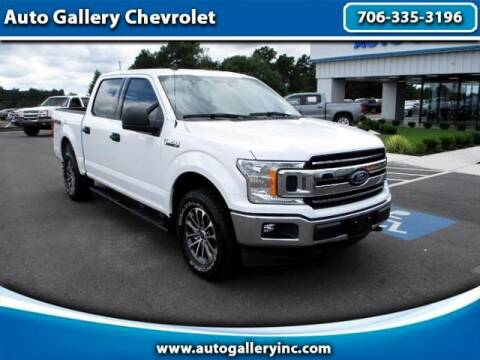 2019 Ford F-150 for sale at Auto Gallery Chevrolet in Commerce GA