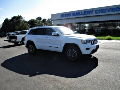 2020 Jeep Grand Cherokee for sale at Auto Gallery Chevrolet in Commerce GA