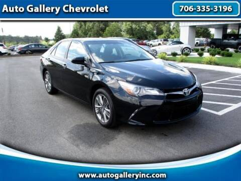 2017 Toyota Camry for sale at Auto Gallery Chevrolet in Commerce GA