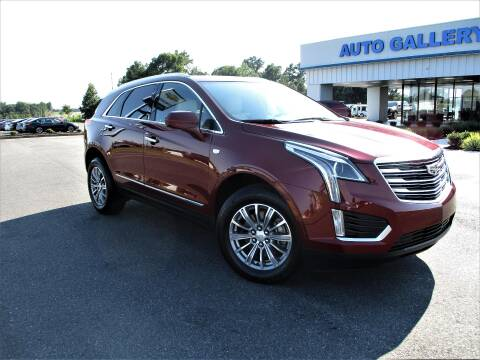 2018 Cadillac XT5 for sale at Auto Gallery Chevrolet in Commerce GA