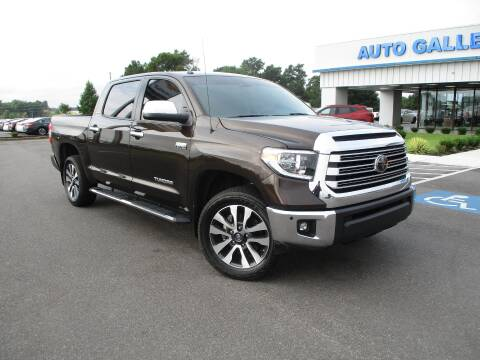 2018 Toyota Tundra for sale at Auto Gallery Chevrolet in Commerce GA