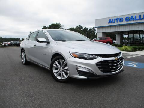 2019 Chevrolet Malibu for sale at Auto Gallery Chevrolet in Commerce GA