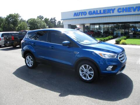 2017 Ford Escape for sale at Auto Gallery Chevrolet in Commerce GA
