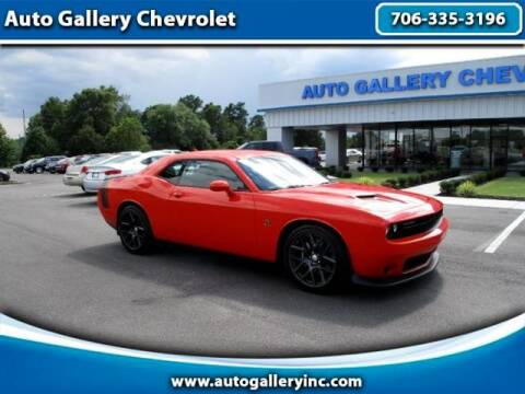 2016 Dodge Challenger for sale at Auto Gallery Chevrolet in Commerce GA