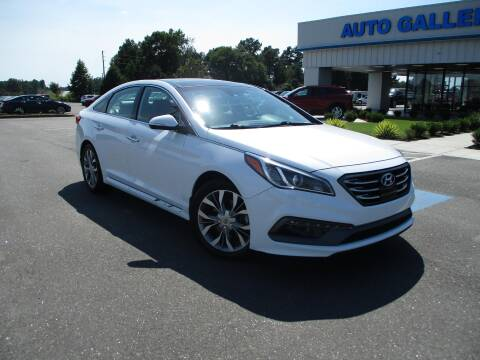 2017 Hyundai Sonata for sale at Auto Gallery Chevrolet in Commerce GA