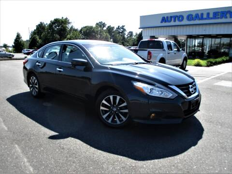 2017 Nissan Altima for sale at Auto Gallery Chevrolet in Commerce GA