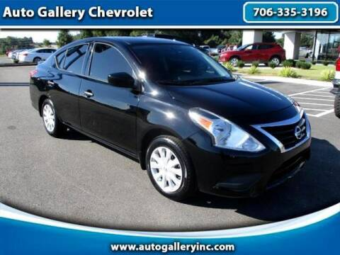 2018 Nissan Versa for sale at Auto Gallery Chevrolet in Commerce GA
