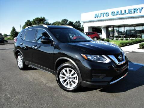 2017 Nissan Rogue for sale at Auto Gallery Chevrolet in Commerce GA