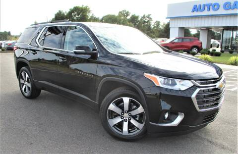 2020 Chevrolet Traverse for sale at Auto Gallery Chevrolet in Commerce GA