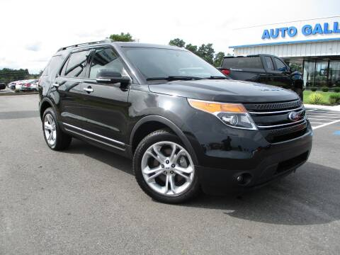 2015 Ford Explorer for sale at Auto Gallery Chevrolet in Commerce GA