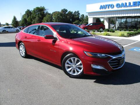 2020 Chevrolet Malibu for sale at Auto Gallery Chevrolet in Commerce GA
