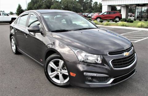 2015 Chevrolet Cruze for sale at Auto Gallery Chevrolet in Commerce GA