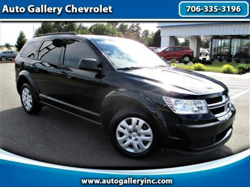 2016 Dodge Journey for sale at Auto Gallery Chevrolet in Commerce GA