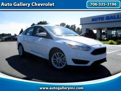2018 Ford Focus for sale at Auto Gallery Chevrolet in Commerce GA