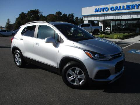 2017 Chevrolet Trax for sale at Auto Gallery Chevrolet in Commerce GA