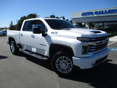 2020 Chevrolet Silverado 2500HD for sale at Auto Gallery Chevrolet in Commerce GA