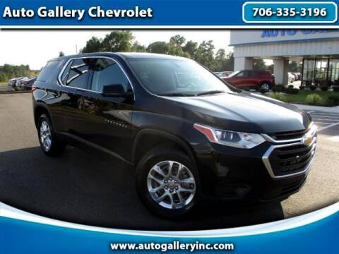 2019 Chevrolet Traverse for sale at Auto Gallery Chevrolet in Commerce GA